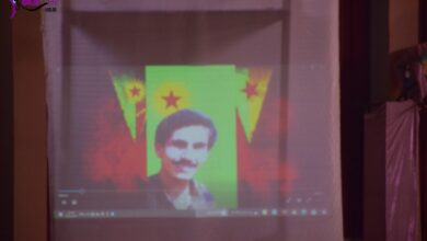 Photo of إيالة الشهيد روبار قامشلو أقامت حفل تكريمي لِعوائل الشهداء